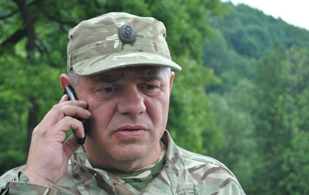 Суд постановил арестовать комбата  Прикарпатья  за неповиновение