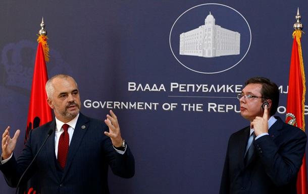Исторический визит премьера Албании в Сербию омрачен скандалом