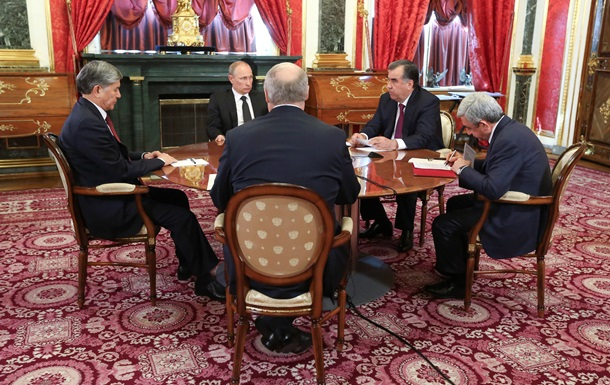 В Таджикистане неоднозначно смотрят на евразийскую интеграцию
