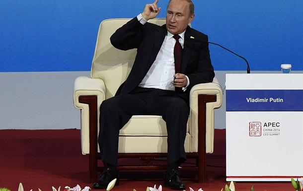 Путин пообещал стабилизировать курс рубля