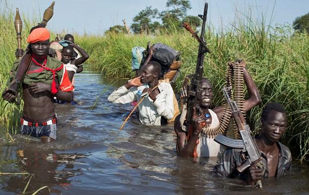 В Южном Судане вновь нарушено перемирие