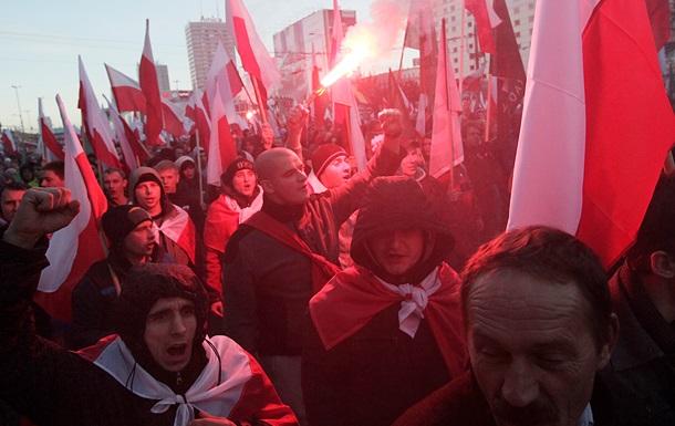 В Польше отмечается день независимости