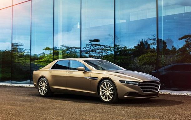 Aston Martin представил  арабскую  новинку ручной сборки