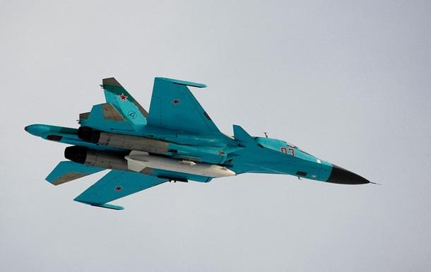 Новый российский бомбардировщик Су-34 впервые замечен у границ Норвегии