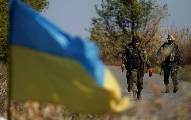 Зачистка Станицы Луганской и обстрел Крымского. Карта АТО за 12 ноября