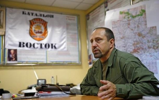В ДНР создали  Совбез , который возглавил комбат  Востока  Ходаковский