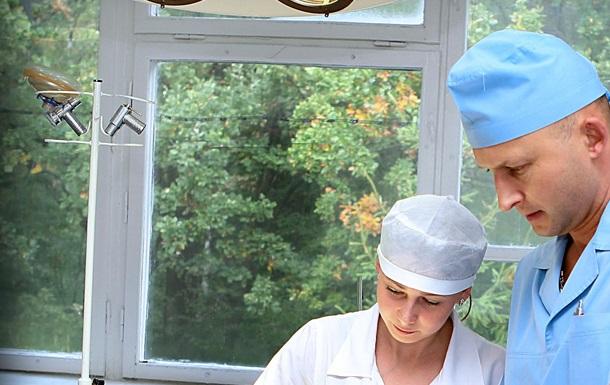 Володимир Шамрай: Проведена медреформа віддалила медичну допомогу від населення