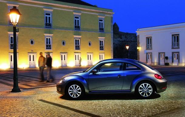 Volkswagen вдохнул новую жизнь в  Жука