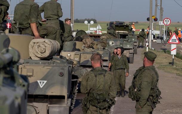 В НАТО насчитали 6,4 тысячи российских солдат на границе с Украиной – FT