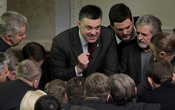 Медведчук назвал уход  Свободы  из власти правильным шагом
