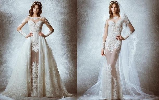 Конструктивная роскошь. Коллекция свадебных платьев от Zuhair Murad