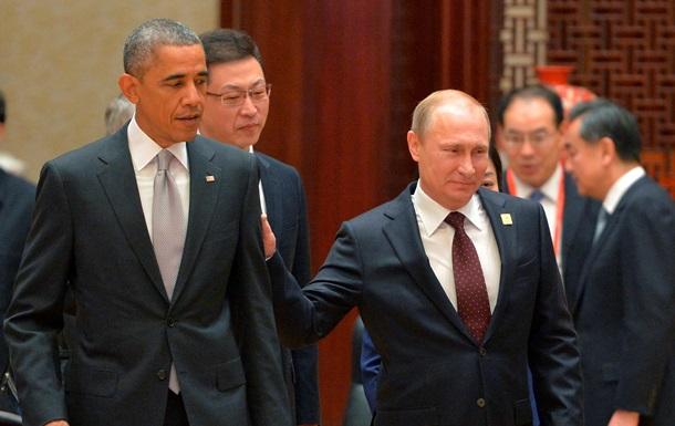 Путин надеется, что санкции Запада останутся в прошлом