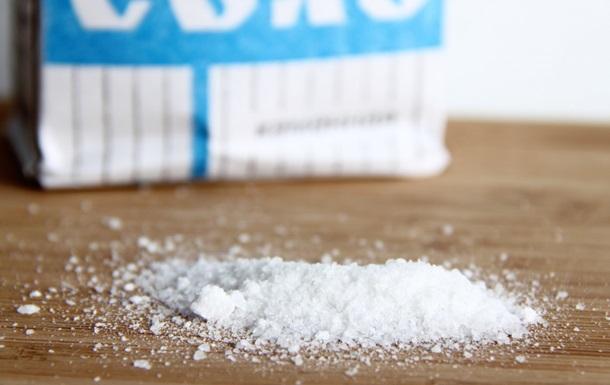 В России дефицит соли из-за падения поставок из Украины