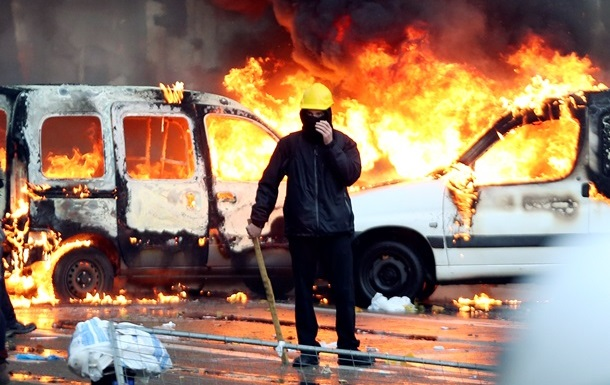 Не Майданом единым. Массовые протесты в 2014 году были во всем мире