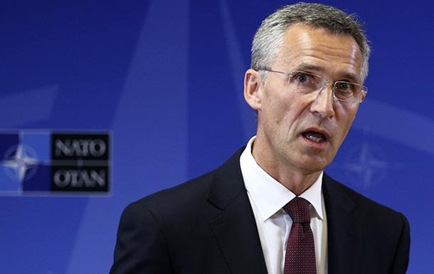 Генсек НАТО винит Россию в подрыве безопасности в Европе