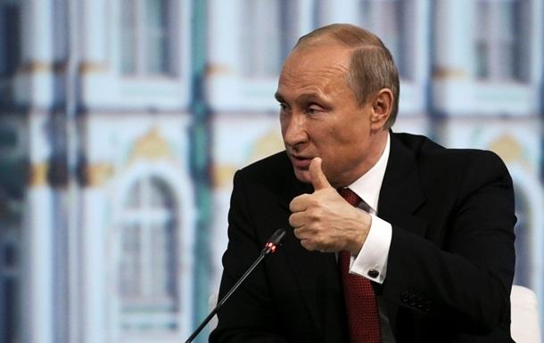 Ситуация в Украине имеет хорошие шансы на урегулирование – Путин