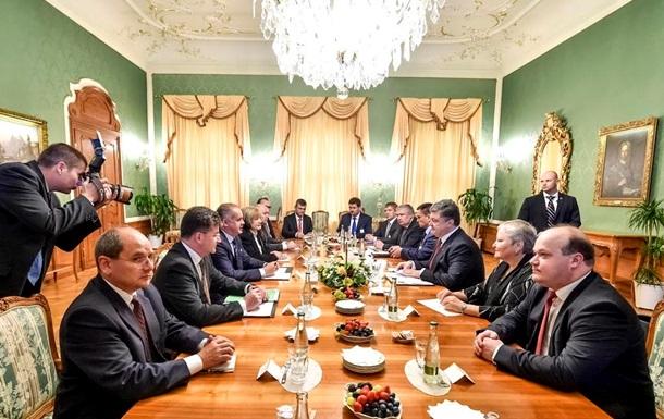 В Братиславе начались украинско-словацкие переговоры