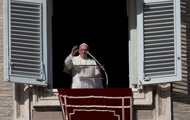 Папа Франциск озабочен ростом неприязни к мигрантам