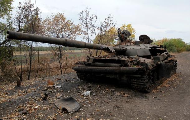 В бою за Станицу Луганскую погибли трое украинских военных