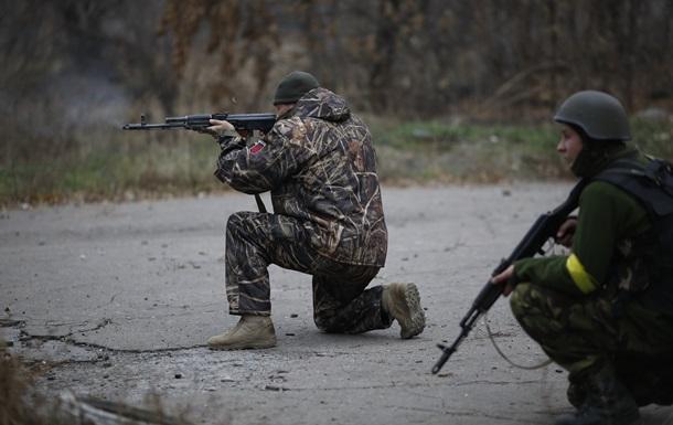 Штаб АТО сообщил о двух погибших украинских военных