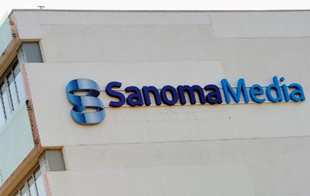 Медиахолдинг Sanoma уходит с рынка Украины