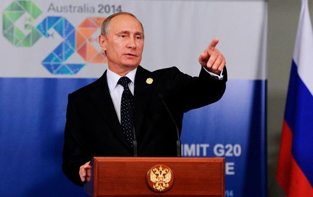 Путин: Украина имеет будущее только в случае федерализации