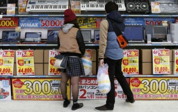 Экономика Японии неожиданно скатилась в рецессию