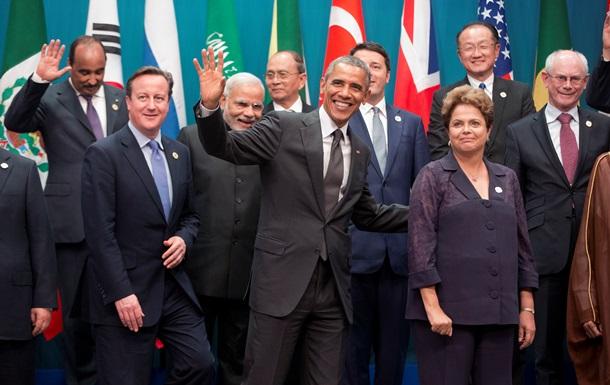 Украинские страсти в Австралии. Итоги саммита G20