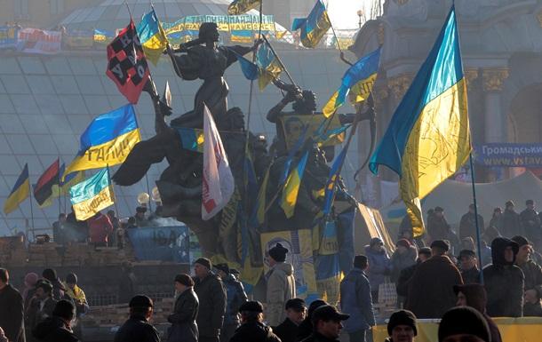 21 ноября Годовщина Евромайдана
