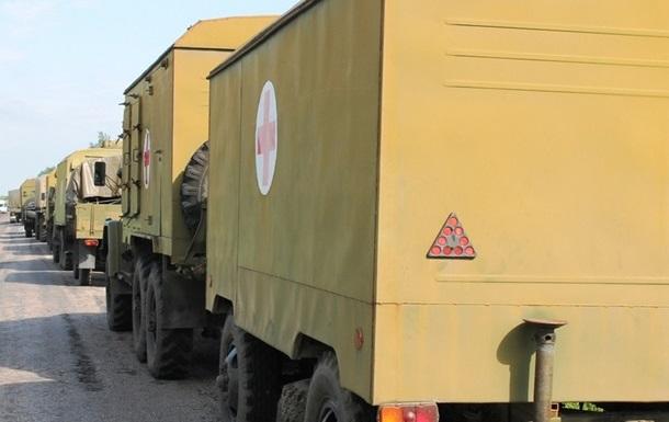 Украинских медиков сделают военнообязанными