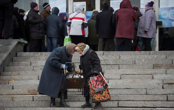 Корреспондент: Тысячи людей на востоке могут не пережить зиму