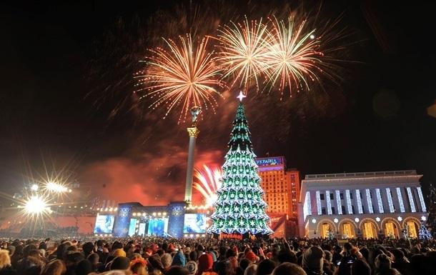 Новый год 2015 в Киеве будут отмечать на Софийской площади