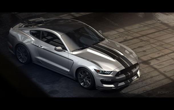 Ford представил 500-сильный суперкар