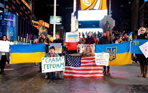 В Лондоне провели Марш памяти погибших украинских воинов всех времен