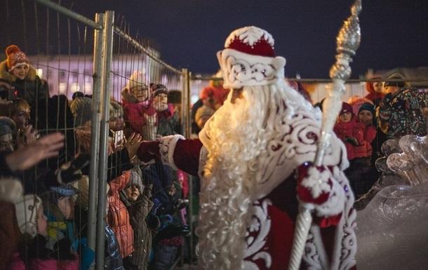 Главный Дед Мороз России рассказал, как бороться с санкциями