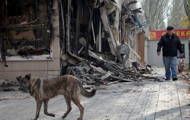 В Донецке пытаются наладить подачу воды и спасти котельные