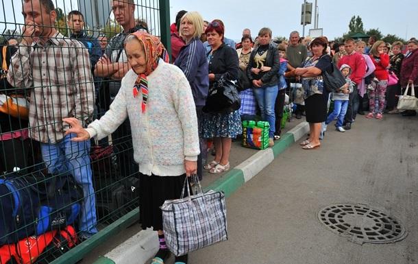 Число переселенцев в Украине достигло 466 тысяч человек - Минсоцполитики