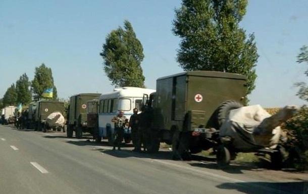Что общего между  Красным крестом  в Донбассе и  Эболой  в Африке