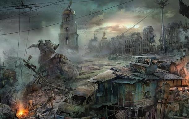 Антиутопия как государственный строй Украины