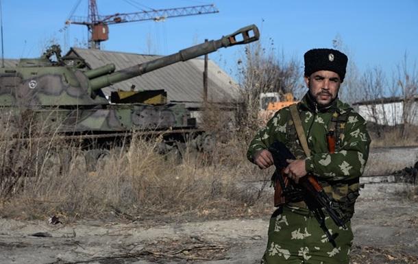 ОБСЕ не зафиксировала отвода тяжелого вооружения на Донбассе