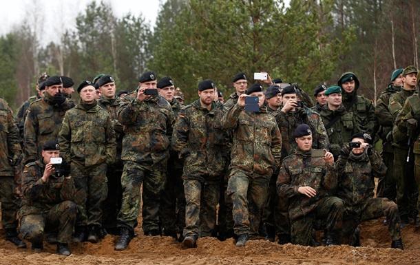 Британские военные в Польше опасаются  русской разведки  - СМИ