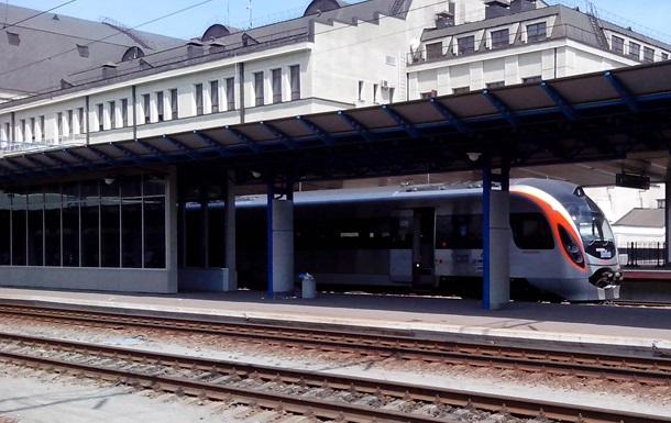 Поезд  Киев – Днепропетровск  продлили в Донецкую область