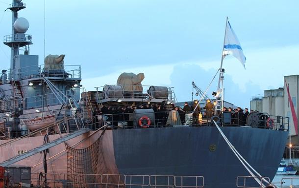 Париж опасается угона Мистраля российскими моряками - СМИ