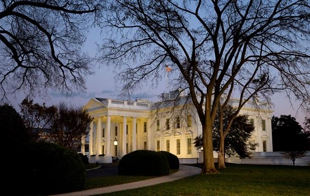 У Белого дома задержали женщину с пистолетом