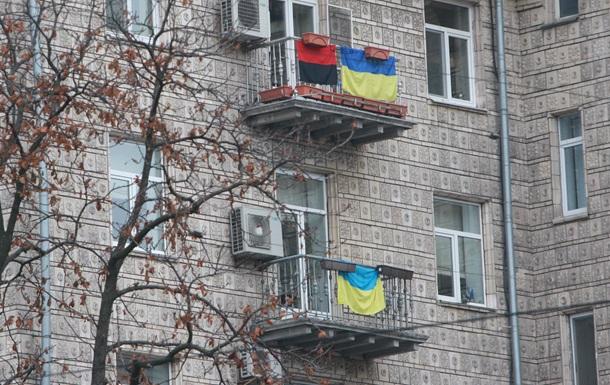 Майдан сегодня - фото с годовщины Евромайдана