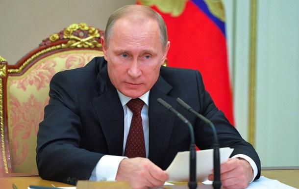 Путин о действиях России в Крыму: Просто мы сильнее всех