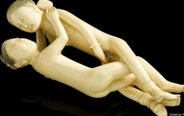 Коллекция секса. В Лондоне проходит выставка  Обнажи свое сознание