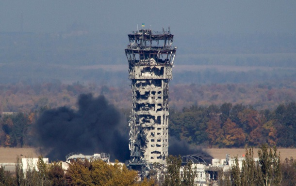 Сепаратисты предложили объявить аэропорт Донецка нейтральной зоной