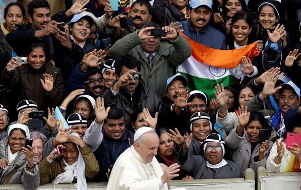 Папа Франциск провозгласил шесть новых святых