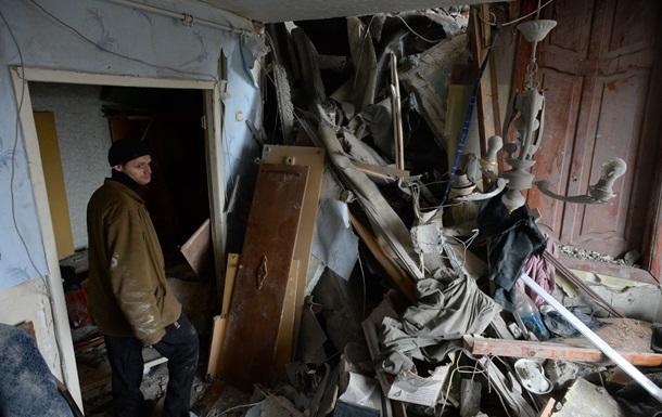 В результате обстрела Авдеевки погибли 5 мирных жителей